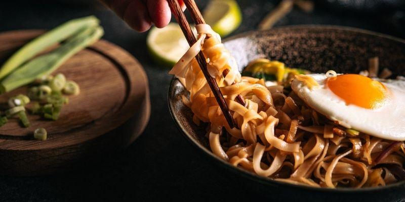 Bami Goreng Food Fotografie Op Mijn Talloor