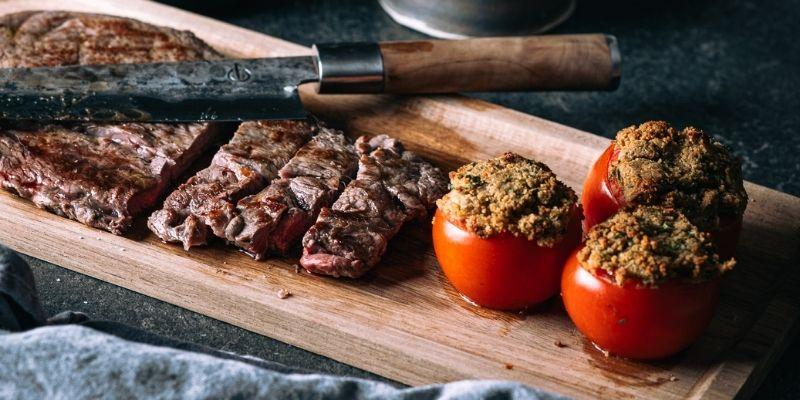 Entrecote Food Fotografie Op Mijn Talloor