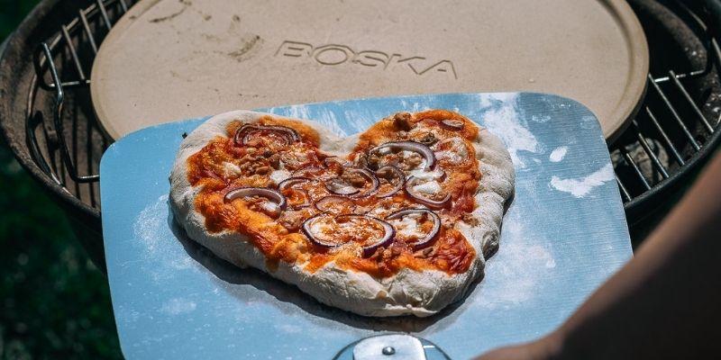 Pizza Food Fotografie Op Mijn Talloor