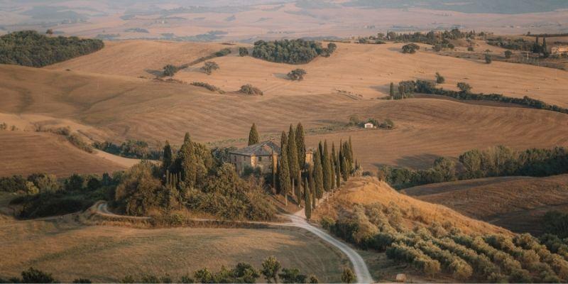 Italiaanse Heuvels Reistips Toscane