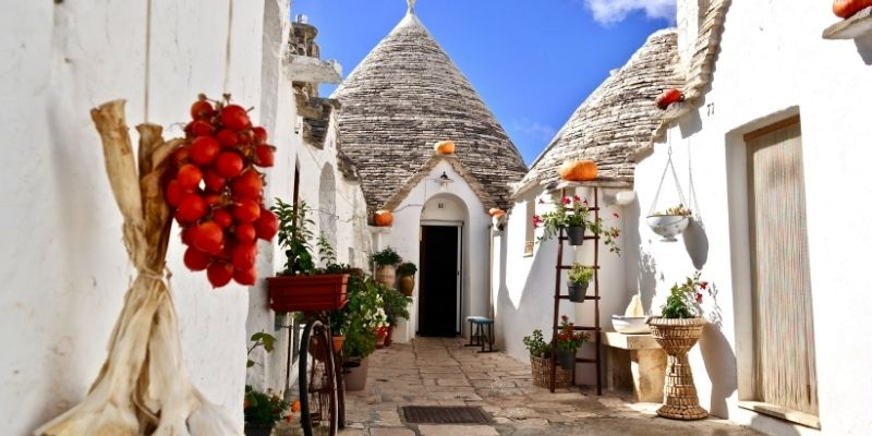 Trulli Alberobello Reistips Puglia
