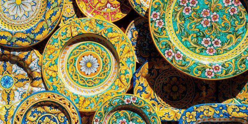 Siciliaanse keramiek reistips Sicilië