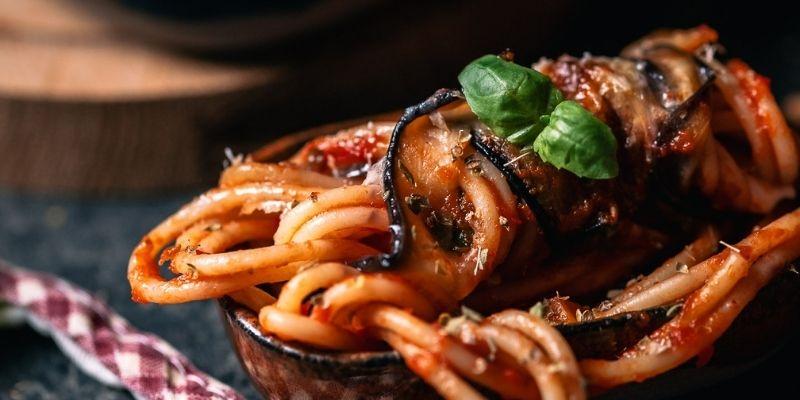 Involtini di melanzane & pasta Italiaanse kookworkshops en food fotografie Op Mijn Talloor