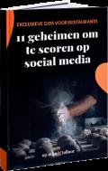 E-book 11 geheimen om te scoren op social media